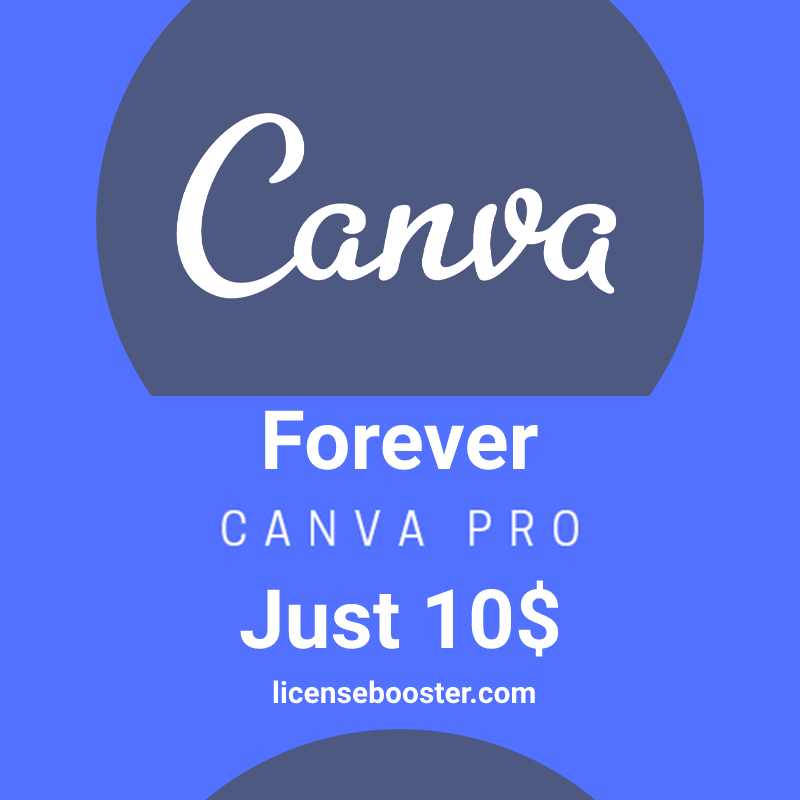 Canva Pro Life Time Education Account